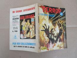 # LOTTO FUMETTO TERROR BLU N 92 / 94 /95 / 97 /98 /99 /100/ 105/ 106/ 107 - Premières éditions