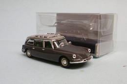 Norev - CITROEN ID BREAK 1960 Gris Neuf NBO HO 1/87 - Baanvoertuigen