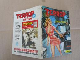 # LOTTO FUMETTO TERROR BLU N 127/ 128/ 130 / 131/ 132/ 135/ 136 /140 - Premières éditions