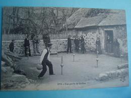 65 - UNE PARTIE DE QUILLES  - 1916 - Ohne Zuordnung