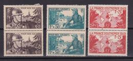 D222 / LOT N° 451/453 PAIRE NEUF** COTE 31€ - Verzamelingen