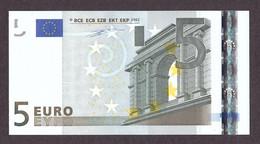 "5 €, Germany, P004C6, ""Holo B"", UNC - 5 Euro"