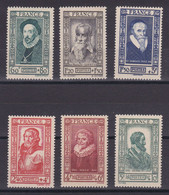 D222 / LOT N° 587/592 NEUF** COTE 14€ - Verzamelingen