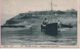 SEINE MARITIME-Fécamp-Chalutier Dans L'avant-port - Gaby 102 - Fécamp