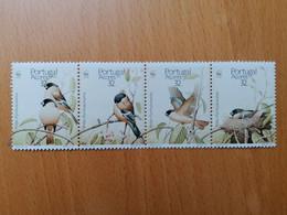 001 WWF Oiseaux Birds Vögel - Azores