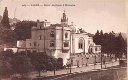 Alger Eglise Anglicane à Mustapha - Algiers