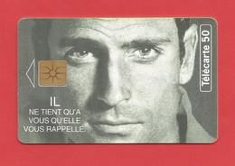 TELECARTE 50 U TIRAGE 1000 000 EX. PACO RABANNE  ---- X 2 Scan - Parfum