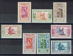 Dahomey - N° 159/166 - XX - MNH - TB - - Benin - Dahomey (1960-...)