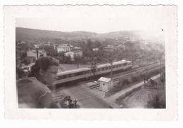 """TRENO """" ETR 250 / 300 SETTEBELLO """" - TRAIN - FOTO ORIGINALE - Treni"""
