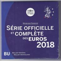 FRANCE - COFFRET EURO BRILLANT UNIVERSEL CLASSIQUE 2018 - 8 PIECES - - Francia