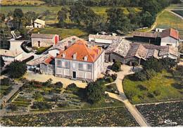 AGRICULTURE Vin Vigne Vignoble - 33 - LEOGNAN : Chateau HAUT BAILLY Vue Aérienne   - CPSM Grand Format - Gironde - Vigne