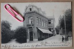 BOITSFORT ; Hôtel WILLEMS En 1907 - Watermael-Boitsfort - Watermaal-Bosvoorde