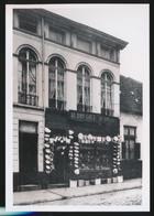 GENT FOTO 18 X 13 CM - SINT KWINTENSBERG - FOTO VAN OUDE CLICHE OF GLASPAAT - WINKEL  AU BON GOUT - Gent