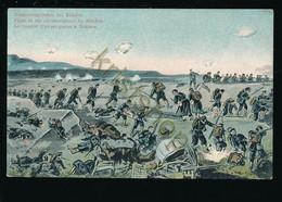 Vorpostengefechte Bei Mukden - China [Z17-0.083 - Regimenten