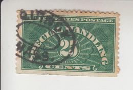 Verenigde Staten(USA) Paketmark 16 Gestempeld - Paketmarken