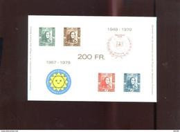 Belgie Erinno E133 Stamp On Stamp Epaulettes 1849  OCB 25€ RR - Erinofilia