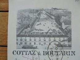 TRAITES , 2 DIFFERENTES, VOIR SCANS - 42 - DEPARTEMENT DE LA LOIRE - SAINT ETIENNE  1906 ET 1887- - Francia