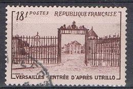 FRANCE : N° 939 Oblitéré (Grille D'entrée Du Château De Versailles) - PRIX FIXE - - Gebruikt