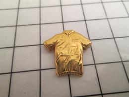 815A Pin's Pins / Rare Et De Belle Qualité !!! THEME SPORTS / TOUR DE FRANCE 92 CYCLISME MAILLOT JAUNE Par STARPIN'S - Cycling