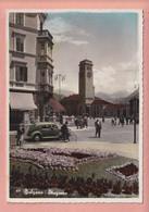 OLD POSTCARD - ITALY - ITALIA -     BOLZANO - STAZIONE - AUTO - Bolzano (Bozen)