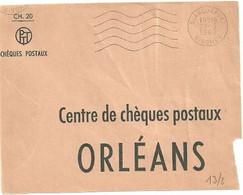 GIRONDE - Dépt N° 33 = BLANQUEFORT 1962 = FLAMME Non Codée = SECAP Muette '5 Lignes Ondulées' FRANCHISE - Mechanical Postmarks (Advertisement)