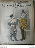 1901 L'ASSIETTE AU BEURRE N° 25 Le Tzar Nicolas II En France - Dubucq - Braun Etc... - 1900 - 1949