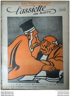 1901 L'ASSIETTE AU BEURRE N° 24 Les Tapinophages Par Jossot Justice Magistrat - 1900 - 1949