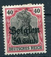 Occupazioni - Belgio - Mi. 20 * - Besetzungen 1914-18