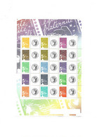 Voir Scann:luxe ** - Personalized Stamps