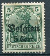 Occupazioni - Belgio - Mi. 12 * - Besetzungen 1914-18