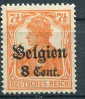 Occupazioni - Belgio - Mi. 13 * - Besetzungen 1914-18