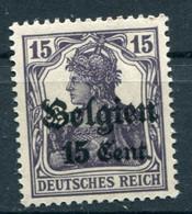 Occupazioni - Belgio - Mi. 16 ** - Besetzungen 1914-18