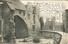 GAND-GENT - Intérieur Du Château Des Comtes - Oblitération De 1906 - Gent