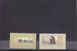 Stamps SUDAN 2008 SC-615 616 ARAB POST DAY MNH SET # 42 - Sudan (1954-...)