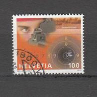 2010  N° 1345  OBLITERE     CATALOGUE ZUMSTEIN - Gebraucht