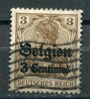 Occupazioni - Belgio - Mi. 1 (o) - Besetzungen 1914-18
