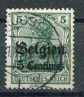 Occupazioni - Belgio - Mi. 2 (o) - Besetzungen 1914-18