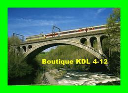 RU 0441 - Train - Loco BB 26000 - Viaduc Du Gour Noir - SAINT-YBARD - Corrèze - SNCF - Other Municipalities