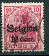 Occupazioni - Belgio - Mi. 14 (o) - Besetzungen 1914-18