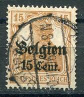 Occupazioni - Belgio - Mi. 15 (o) - Besetzungen 1914-18