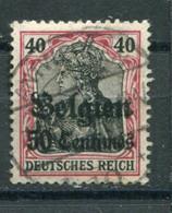 Occupazioni - Belgio - Mi. 5 (o) - Besetzungen 1914-18