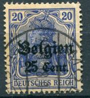Occupazioni - Belgio - Mi. 18 (o) - Besetzungen 1914-18