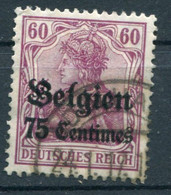Occupazioni - Belgio - Mi. 6 (o) - Besetzungen 1914-18