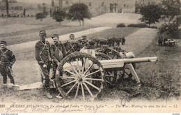 """GUERRE 1914- 1918  WW1  En Attendant L' Ordre """""""" Ouvrez Le Feu """"""""   ... - Weltkrieg 1914-18"""
