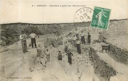 DROUE  Carrière à Grès Des Marmousets - Other Municipalities