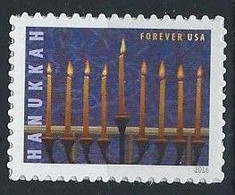 USA. Scott # 5153 MNH. Hanukkah Holidays.  2016 - Nuevos