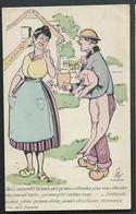 Alors Mamzelle Victoire   ...   - Maca 19103 - Humor