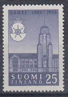 +M895. Finland 1955. Lahti. Michel 446. MNH(**) - Neufs