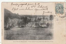 50 Gavray. Vue Générale Prise Du Moulin à Tan - Other Municipalities