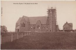 Saint Jacut De La Mer - Nouvelle église De St Jacut De La Mer En Construction. - Saint-Jacut-de-la-Mer